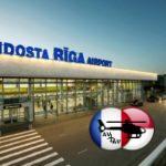 Авиаузел Риги обслужил половину пассажиропотока аэропортов Прибалтики